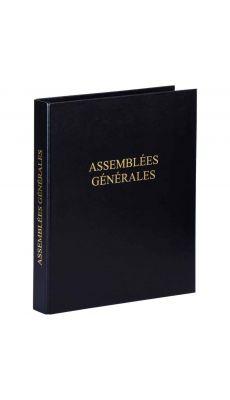 Exacompta - 462100-065 - Registre - Assemblée generale économique