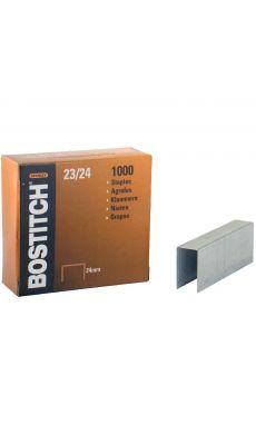 PAVO - 8017836 - Agrafe 23/24 - boite de 1000