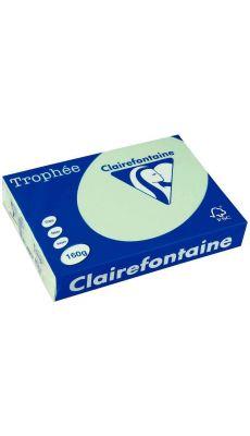 Clairefontaine - 2639 - Ramette papier A3 160g - Vert - 250 Feuilles