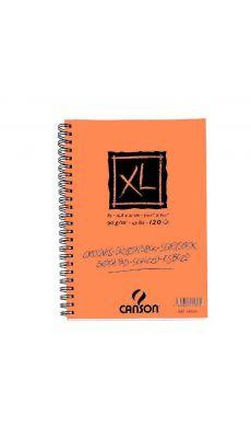 Album Canson spirale XL livre A5 90g -60 feuille