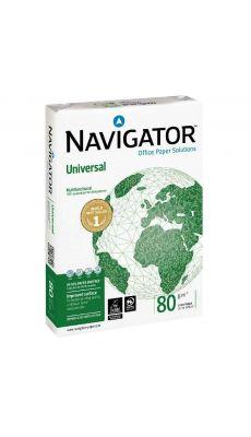 NAVIGATOR - 06102 - Ramette papier Navigator A4 80g - Blanc