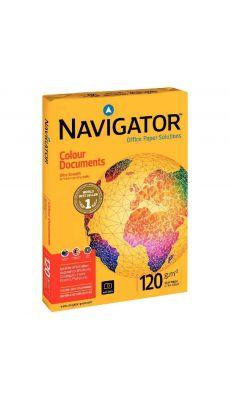 NAVIGATOR - 10489 - Ramette papier A4 Navigator 120g - Blanc