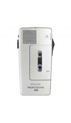 PHILIPS - LFH488 - Dictaphone Philips Pocket Memo LFH-488