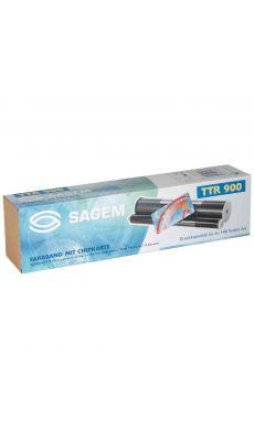 Ruban transfert thermique Sagem ttr900
