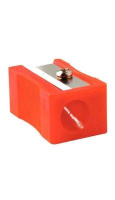 LOCAU - 990052 - Taille crayon 1 usage plastique - boite de 24