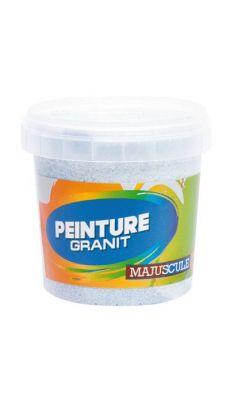 Peinture granit - coffret de 6 pots 125ml
