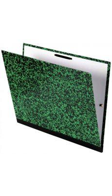 Exacompta - 541100E - Carton à dessin fermeture par élastique 26x33cm