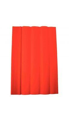 Papier de soie 50x75 rouge - sachet de 8