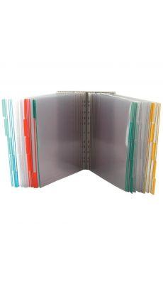 Durable - 5510-00 - Pupitre de table Vario - 30 Pochettes