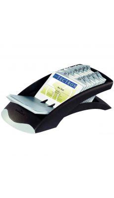 Durable - 2413-01 - Fichier linéaire VIisifix desk pour 200 carte de visite