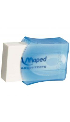 MAPED - 110104 - Gomme blanche architecte Maped