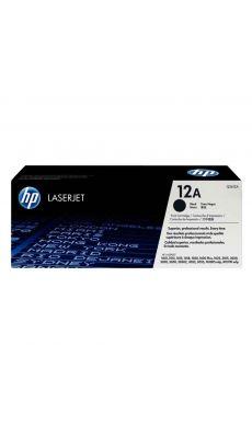 HP - Q2612A - Toner Noir 12A