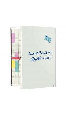 Nobo - 1901361 - Planning portefeuilles à fiches indice 2 - Format 140x101