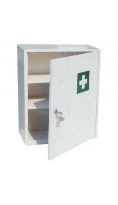Armoire pharmacie 1 porte basic