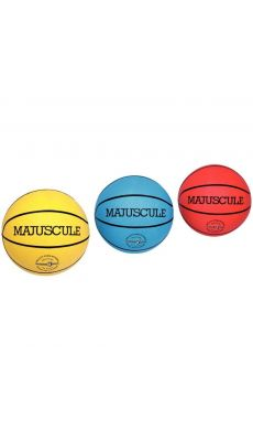 Ballon mini-basket initiation t.3