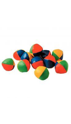 Balles à grain jonglage - Lot de 12