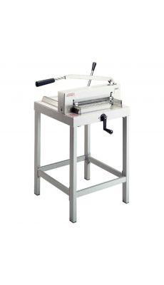 Ideal - 4305 - Massicot manuel sur stand métallique