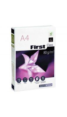 Ramette papier A4 First 80g - Blanc