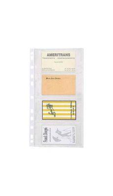 ALBA - CV 4 - Recharge pour cartes de visite 58492 - Paquet de 10