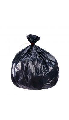 Sacs poubelles 30 litres 12 microns - carton de 500