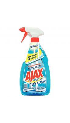 Ajax - 102439 - Pulvérisateur nettoyant vitres 750ml toutes surfaces