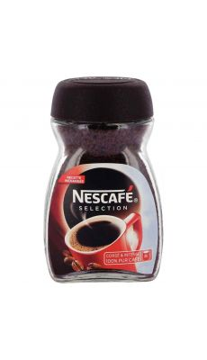 Cafe instantane nescafe - pot de 50g