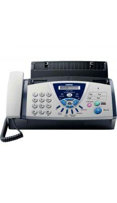 Télécopieur Fax Brother T106 (avec téléphone et répondeur)
