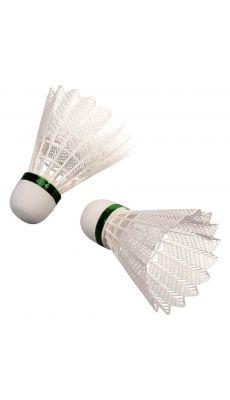 Volants badminton - boite de 6