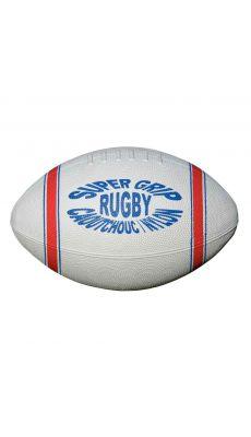 Ballon rugby caoutchouc t4