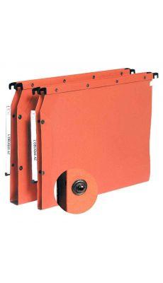 L'OBLIQUE - 500045 - Dossier suspendu pour armoire - Dos Assortie - Paquet de 10