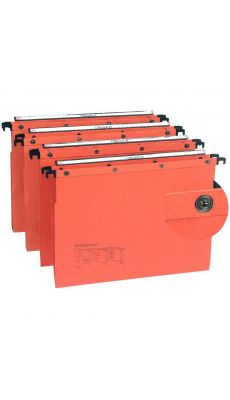 L'OBLIQUE - 200045 - Dossier suspendu L'oblique azo/tiroir d15-30 - Paquet de 10