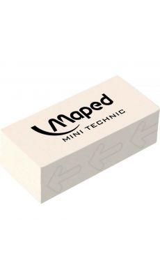 MAPED - 011300 - Gomme plastique crayon Maped - boite de 36