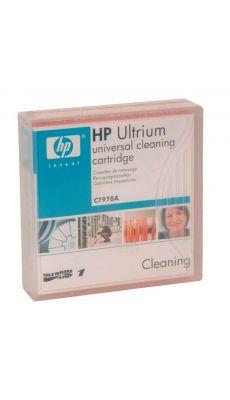 Cartouche LTO nettoyage HP C7978A