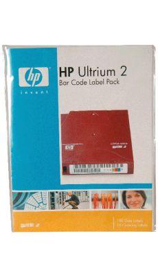 Paquet etiquette Ultrium 2 HP Q2002A à la marque