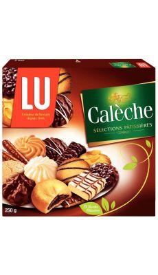 LU - 002909 - Biscuit sucre caleche LU 250g