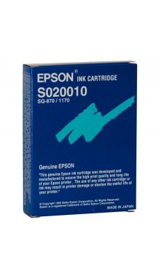 Epson - C13S015337 - Ruban nylon S015337