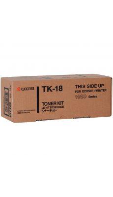 Toner Kyocera tk-18 noir