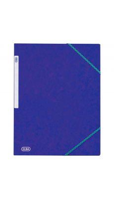 Chemise 3 rabats a elastique carte lustrée 5/10eme lilas