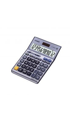 Casio - DF-120TERII - Calculatrice de bureau 12 chiffres