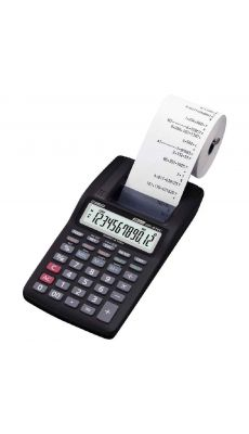 Calculatrice imprimante de bureau Casio hr8 tec - 12 chiffres
