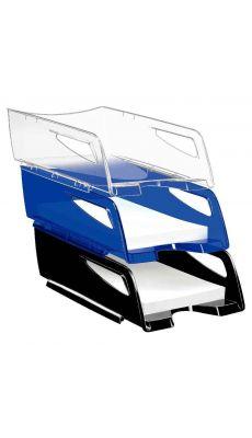 CEP - 220 - Corbeille courrier Maxi HT 11cm cristal