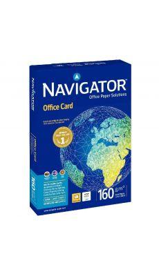 NAVIGATOR - 381377 - Ramette papier A4 Navigator 160g - Blanc