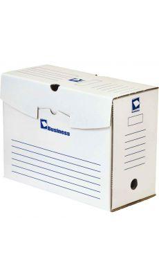 MAJUSCULE - 803968 - Boite archive 34x25 dos 15cm - Paquet de 50