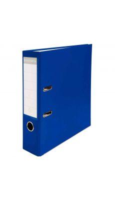 Classeur à levier A4 - dos 80 mm - Coloris Bleu