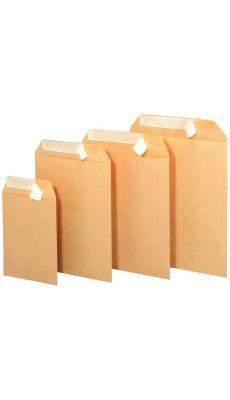 Enveloppe kraft C5 162x229 90G - Paquet de 50 pochettes