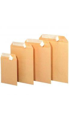 Enveloppe kraft 260x330 90G - Paquet de 25 pochettes
