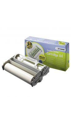 Cassette d'adhésif repositionnable Xyron 12mx230mm.