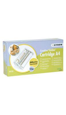 Cassette plastifier pour magnetique xyron