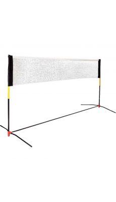 Filet de badminton + sac nylon