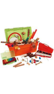 Malle geante + 42 instruments